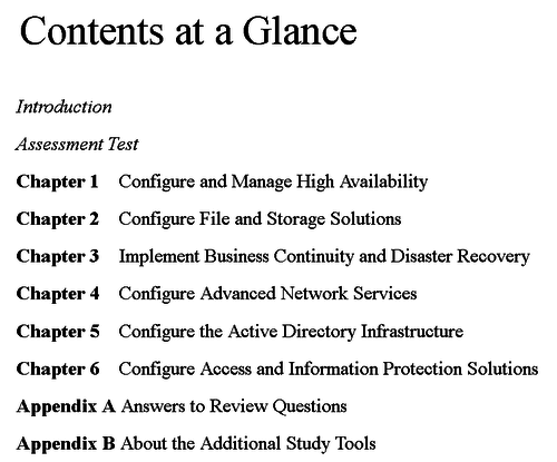 Index of MCSA 70-412 Study Guide - Windows Server 2012 R2 - Configuring Advanced Services